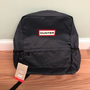 Hunter Original Nylon Backpack: Large (PM812)